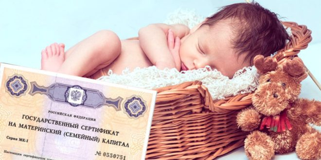 Займ под материнский капитал