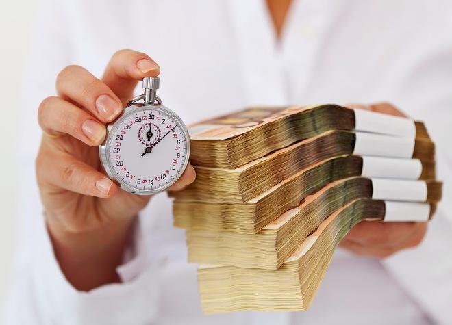 срок одобрения кредита онлайн на картоку