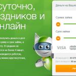 ТОП-2 круглосуточных займа которые можно получить онлайн